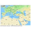 C-MAP DISCOVER Mediterranean South East