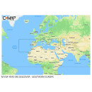 C-MAP DISCOVER Southern Europe