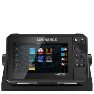Lowrance HDS-7 LIVE - ohne Geber