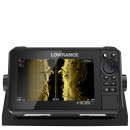 Lowrance HDS-7 LIVE - mit Active Imaging 3-in-1-Heckgeber