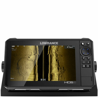 Lowrance HDS-9 LIVE - mit Active Imaging 3-in-1-Heckgeber