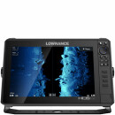 Lowrance HDS-12 LIVE - mit Active Imaging 3-in-1-Heckgeber