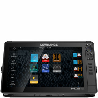 Lowrance HDS-16 LIVE - ohne Geber