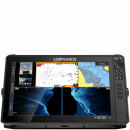 Lowrance HDS-16 LIVE - mit Active Imaging 3-in-1-Heckgeber