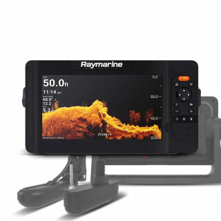 Raymarine Element 9 HV - 9 Zoll Multifunktionsdisplay mit HV-100 All-in-one Geber