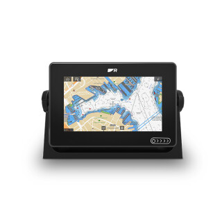 Raymarine AXIOM+ 7 RV - 17,78 CM (7 Zoll) Touch-Multifunktionsdisplay mit integriertem RealVision 3D, 600W Sonar, inklusive RV-100 Geber