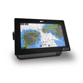 Raymarine AXIOM+ 9 RV - 9 Zoll Touch-Multifunktionsdisplay mit integriertem RealVision 3D, 600W Sonar, ohne Geber